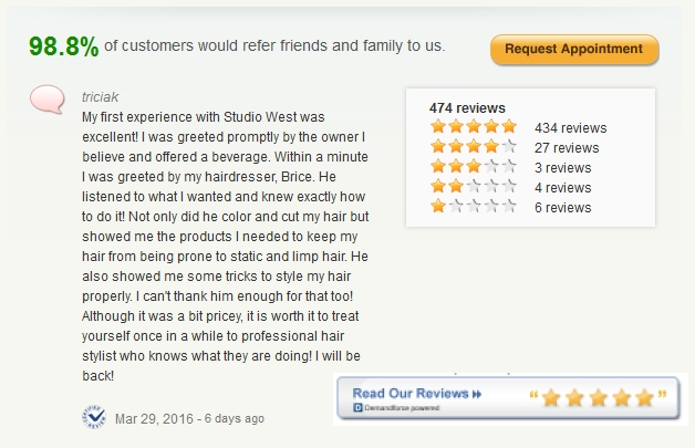 Click to View Our Reviews